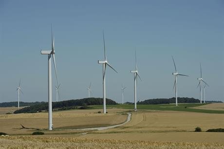 Nordex France will develop the 36MW project, powered by N117-3000 turbines