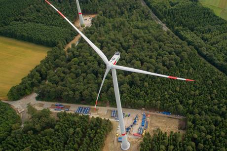 Nordex will provide its N131/3300 turbine (above) for the site in northern Luxembourg
