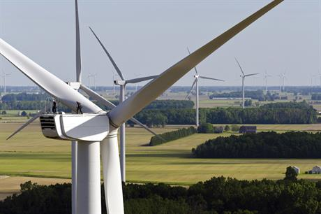 Nordex will supply the N117/2400 turbines to the projects