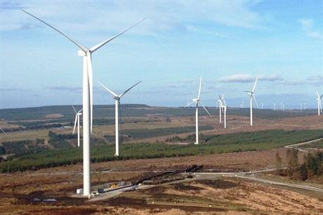 Eleven N90 2.5MW turbines will be used at Slievecallan East