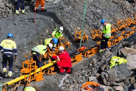 Work on the 1.4GW 623km interconnector between Norway and Germany has started
