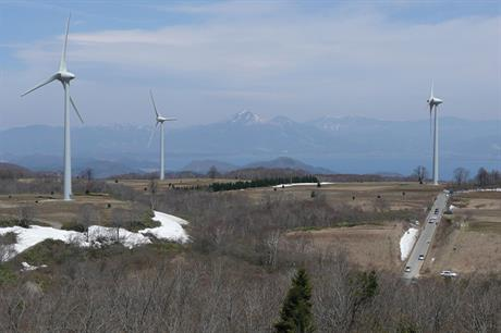 J-Power has around 530MW of onshore wind capacity in Japan (pic: BehBeh/wikimediacommons)