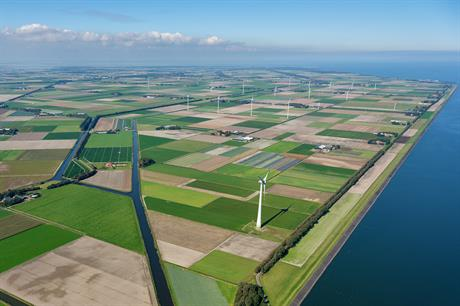 Vattenfall will repower and extend the Wieringermeer project in the Netherlands by 2020