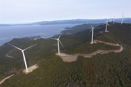 Pattern Energy's 33mW Ohorayama project was the second-largest wind farm commissioned in Japan last year