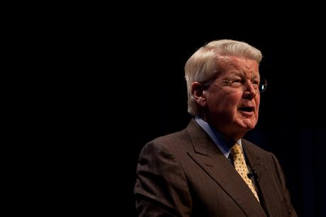 The former president of Iceland, Olafur Grimsson, will chair the commission (pic: Árni Torfason for PopTech)
