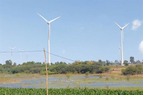 Orix and non-banking financial institution IL&FS's wind energy unit co-own seven wind farms in India
