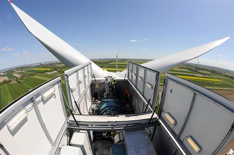 PNE Wind is looking to sell its onshore wind portfolio in Germany