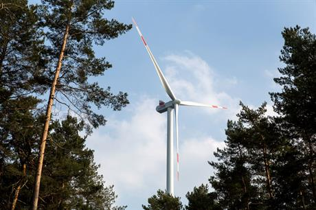 WKN, part of PNE Wind in Germany, will grow its turnkey business internationally