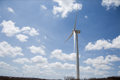 Neoenergia owns 412.5MW of operational onshore wind in Brazil, including the 94.5MW Paraiba complex