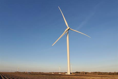 RWE commissioned its 151MW Peyton Creek wind farm in Texas earlier this year