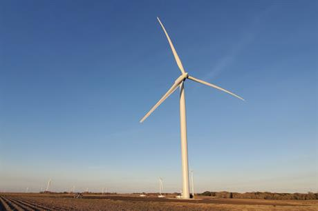 The wind energy's resilience to the pandemic has been demonstrated with record installations in 2020 (pic credit: RWE)