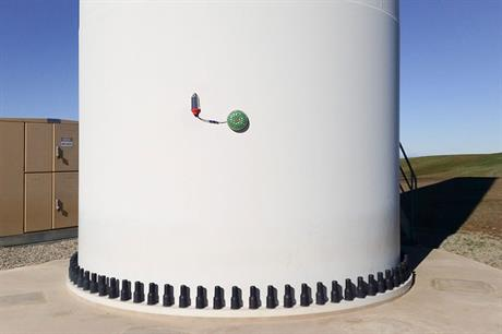 Ping Monitor provides a round-the-clock acoustic check on the performance of turbine blades