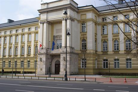 The Chancellery of the Prime Minister of Poland