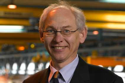 Enercon founder Aloys Wobben... union ban