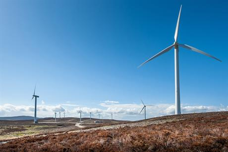 Onshore installations reached 4.8GW in Europe during the first six months of 2017