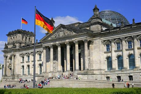 Germany climate package 'lacking in courage and power'