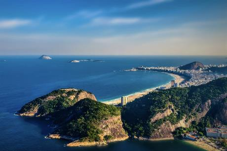 Three 3GW clusters have already applied for environmental licensing, including one off Rio de Janeiro (above) (pic: NeedPix)