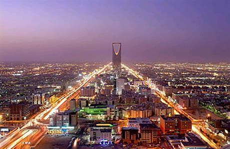 Capital city Riyadh - Saudi Arabia consumes around one third of its oil production to keep the lights on