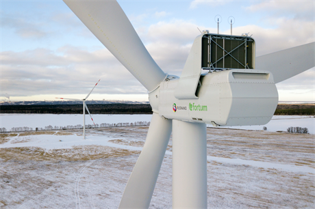 With Russia's 65% local content requirement, Rusnano is looking to increase the country's manufacturing base for wind turbines