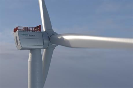 Siemens Gamesa is due to supply 69 of its turbines with power ratings of 11MW for Hollandse Kust Noord
