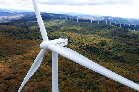The SG 3.4-132 was Siemens Gamesa's top selling product this year