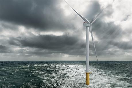 Siemens Gamesa unveiled its SG 10.0-193 DD offshore turbine in January