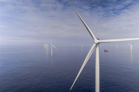 "Siemens Gamesa revenue in the first nine months was driven by ""strong performance in all businesses"", especially offshore"