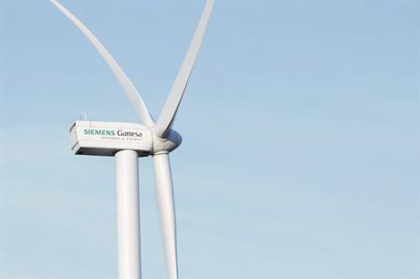 Siemens Gamesa Renewable Energy launched a new turbine for India to strengthen its position in the market