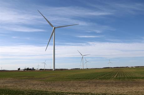 Wind power is expected to play a key role in the IEA's main case forecast, accounting for 24% of the world's renewable energy capacity by 2024 (pic credit: SGRE)