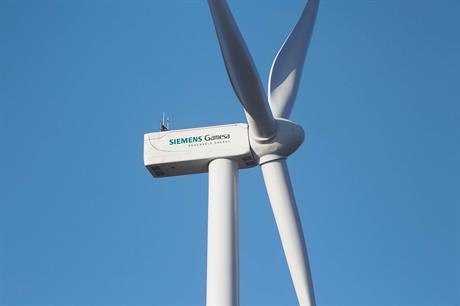Siemens Gamesa Renewable Energy will offer its 4.2MW geared turbine from Q1 2019