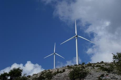 SGRE will deliver 30 2MW turbines to three projects in Greece