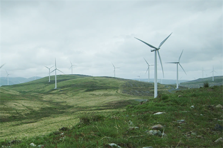 Siemens supplied the turbines for SSE's 350MW Clyde project