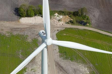 Enviksberget will consist of nine of Siemens Gamesa's SWT-DD-142 turbines with power ratings of 4.1MW