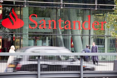 Santander's UK headquarters in London