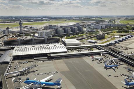Royal Schipol Group's airports will be powered by Eneco wind projects around the Netherlands