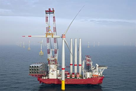 With the offshore wind industry set to grow exponentially, Seajacks has highlighted some supply chain challenges