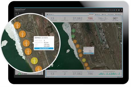 Sentient Science uses its digital mapping of turbines and owners data to predict failures