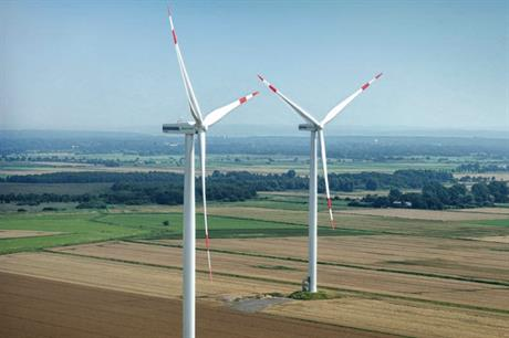 "Senvion launched a ""transformation programme"" to stabilise the company after downgrading its guidance for the year"