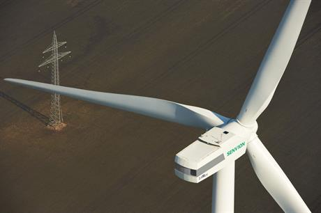 Senvion 3.4M will be delivered to Scottish Highlands with rotor diameters of 104 and 114m