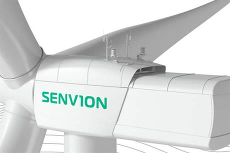 The order from Alfanar is the second Senvion has received for its new 4.2M140 turbine in two weeks