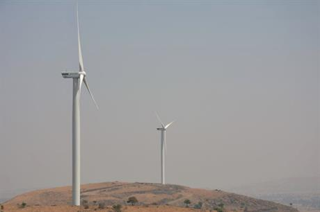 Senvion has just over 1.2GW installed in India