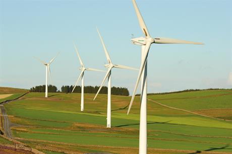 Senvion will install the turbines in the west of Scotland