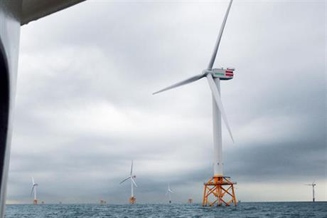 Senvion's offshore business helped revenues despite an overall fall onshore