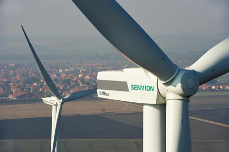 Senvion's new NES turbine will be part of its 3MW platform
