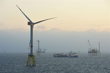RWE's 295MW Nordsee Ost offshore project forms part of its 3.6GW renewables portfolio