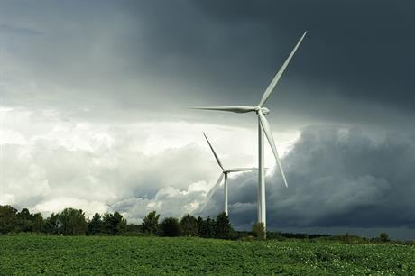 Senvion's MM92 2MW turbine — it has not revealed which turbines will be made available in India