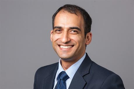 New Senvion CFO Manav Sharma