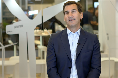 Senvion's North America CEO Lance Marram is confident the new 4.2MW platform can compete in the US