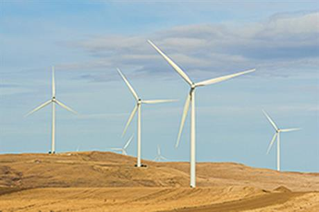 The project will feature Siemens' 3MW direct-drive turbines