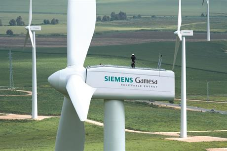 SGRE will supply Iberdrola with seven 2.6MW turbines for the Tenerife island project